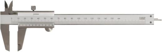 Nonius Monoblock Schieblehre 150mm Nonius 0,02mm