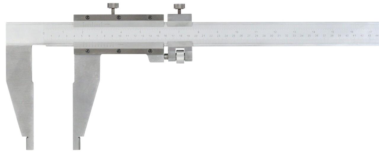 Nonius Werkstattschieblehre 1000 mm 136mm Messschenkeln