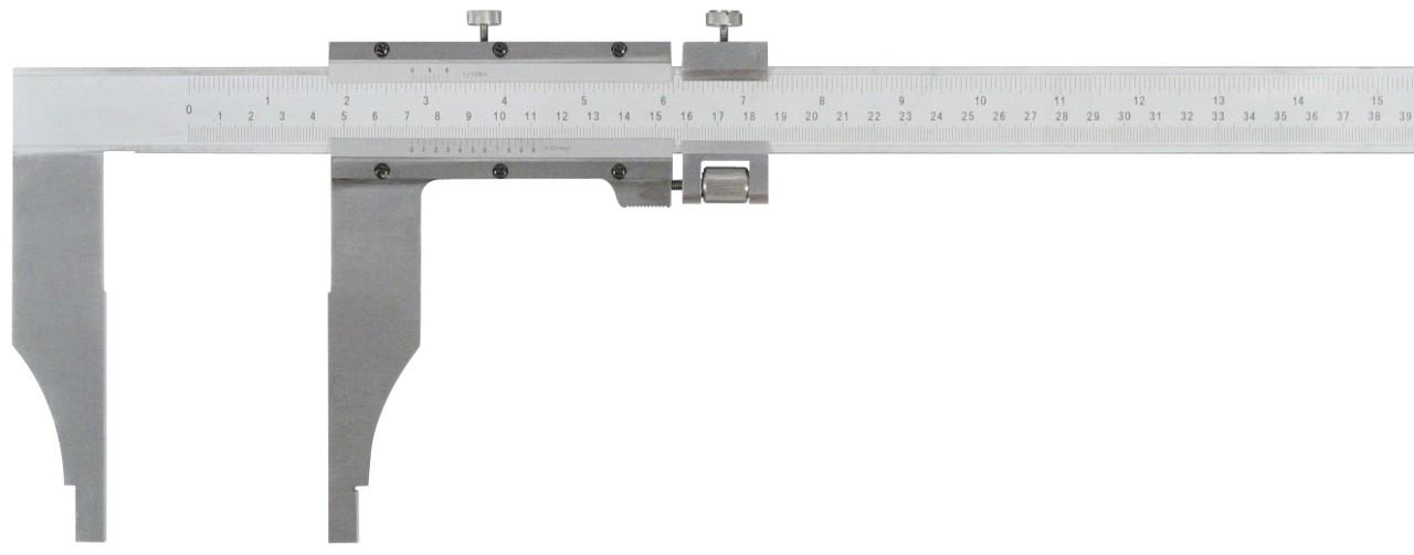 Nonius Werkstattschieblehre 500mm / 125mm